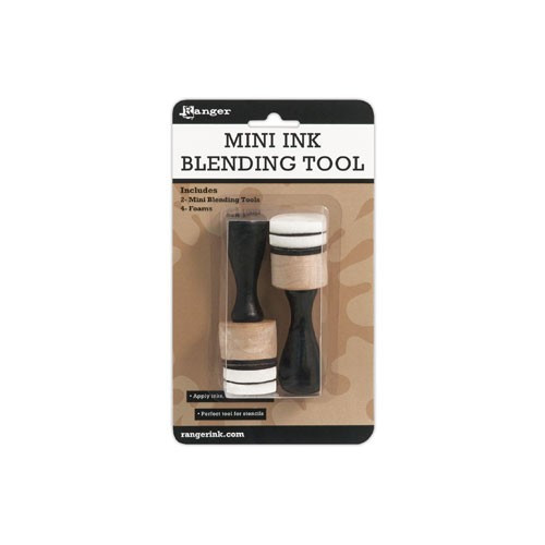 Aplikator do tuszu okrągły - Mini Ink Blending Tool - Ranger