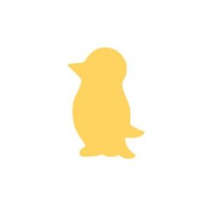Dziurkacz ozdobny 2,5 cm 029 - Pingwin