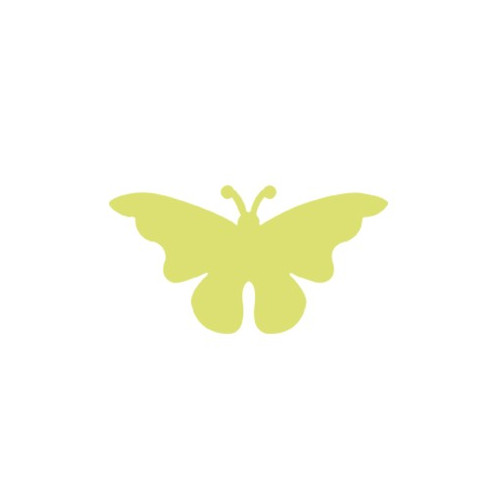 Dziurkacz ozdobny 5 cm 281 - Motyl 4