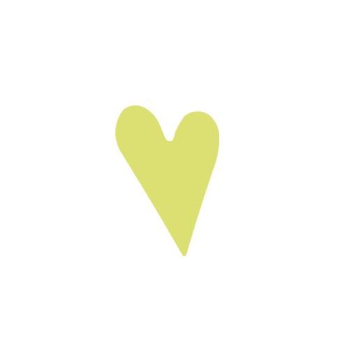 Dziurkacz ozdobny 5 cm 287 - Serce 5