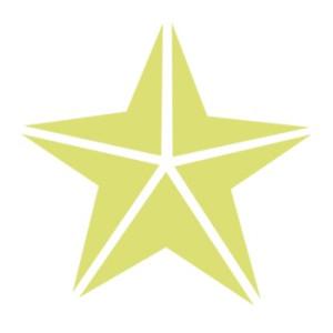 Dziurkacz ozdobny 7,5 cm 140 - Gwiazda 2