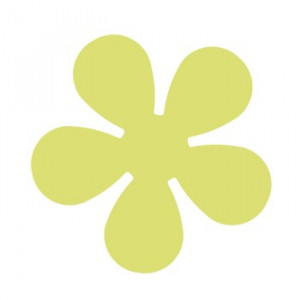 Dziurkacz ozdobny 7,5 cm 286 - Kwiatek 4