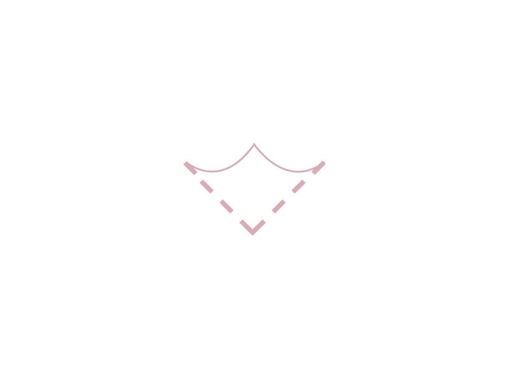 Dziurkacz narożnikowy 2,5 cm - DpCraft - Falbanka
