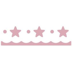 Dziurkacz brzegowy 4 cm 113 - Gwiazdki 3