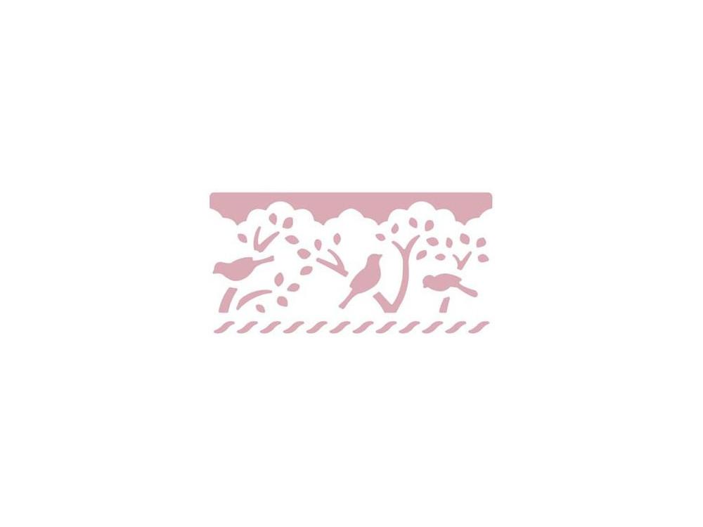 Dziurkacz ozdobny, brzegowy Ptaki - DpCraft - 6,3 cm