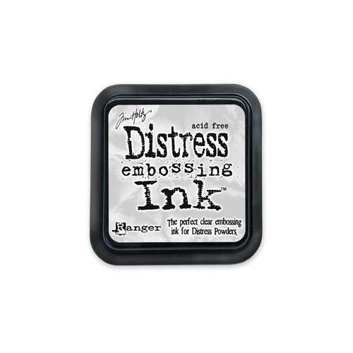 Distress Embossing Ink Pad - Poduszka z tuszem do embossingu