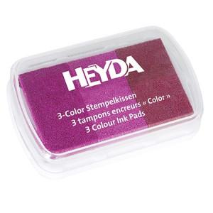 Tusz pigmentowy 3-kolorowy HEYDA 65