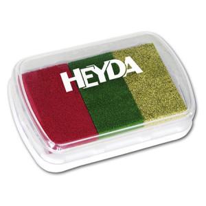 Tusz pigmentowy 3-kolorowy HEYDA 67