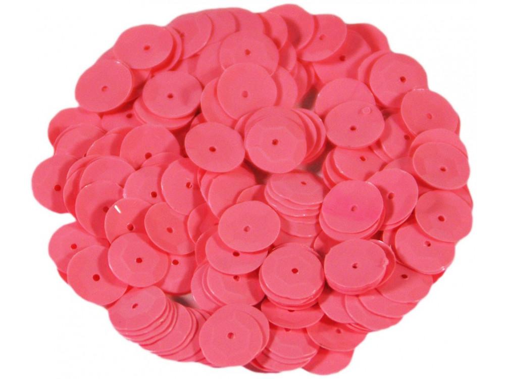Cekiny łamane, ozdobne 6 mm - matowe, 17 g