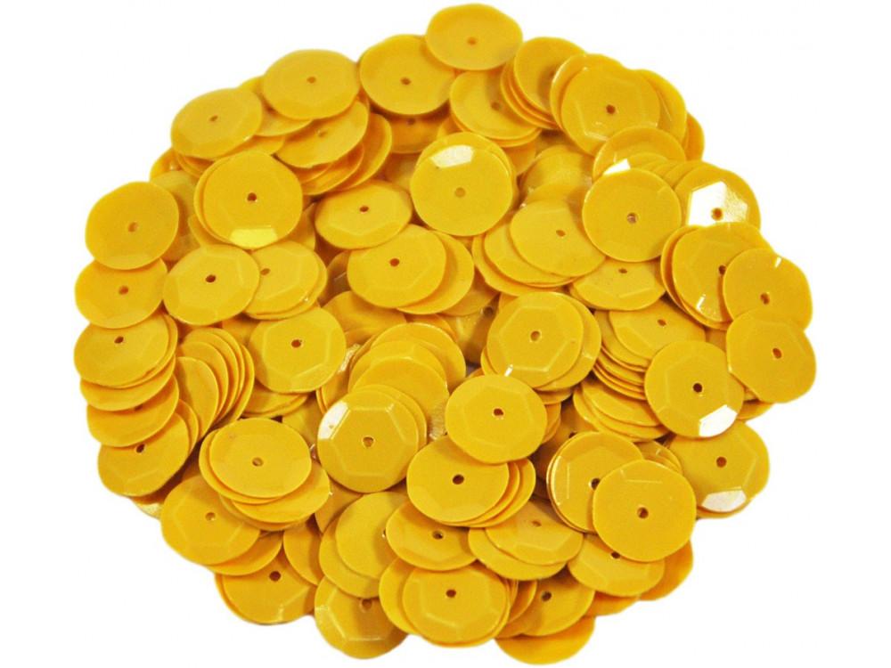 Cekiny ozdobne 6 mm 17 g matowe B17