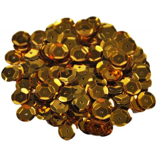 Cekiny ozdobne 6 mm 17 g perłowe C5