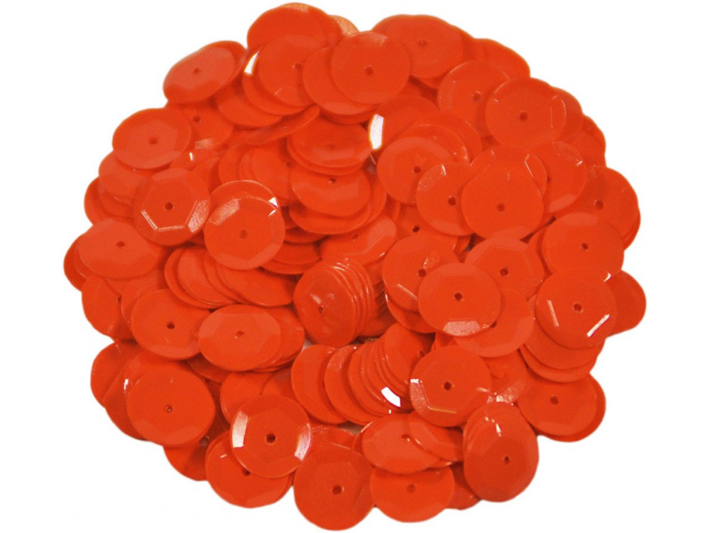 Cekiny łamane, ozdobne 8 mm - matowe, 17 g
