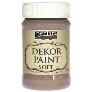 Farba kredowa Pentart 100 ml piaskowy
