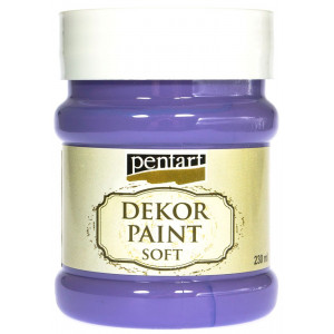 Farba kredowa Pentart 230 ml lila