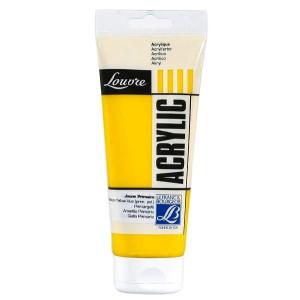 Farba akrylowa LOUVRE 80 ml Primary Yellow