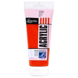Farba akrylowa LOUVRE 80 ml Orange