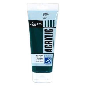 Farba akrylowa LOUVRE 80 ml Warm Green