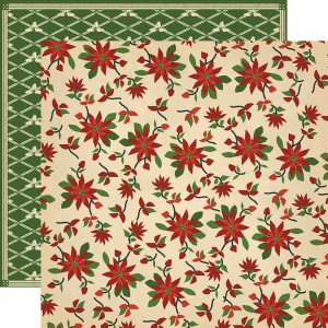 Papier Echo Park - The Story of Christmas - Holly
