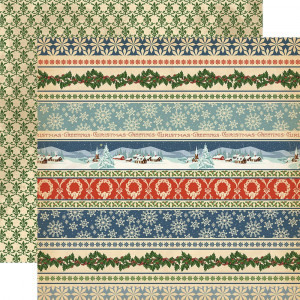 Papier Carta Bella - Christmas Now and Then
