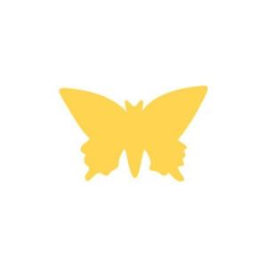 Dziurkacz ozdobny 3,7 cm 038 - Motyl