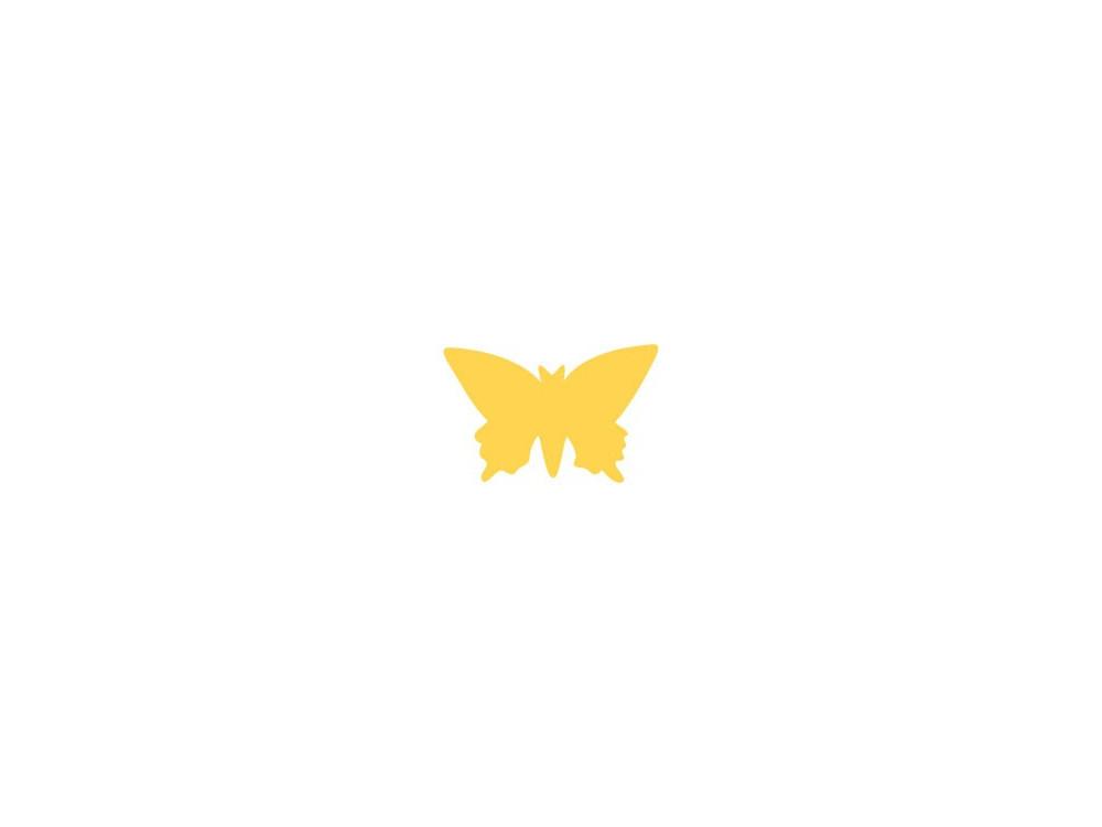 Dziurkacz ozdobny Motyl 038 - DpCraft - 3,7 cm