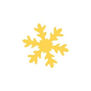 Dziurkacz ozdobny 3,7 cm 059 - Śnieżynka