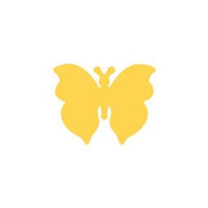Dziurkacz ozdobny 3,7 cm 238 - Motyl