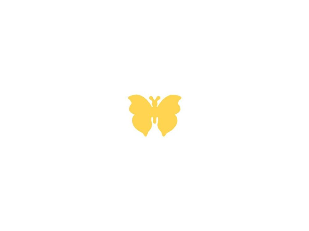Craft Punch Butterfly 238 - DpCraft - 3,7 cm
