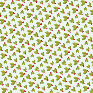 Papier Shimelle - Christmas Magic - Holly