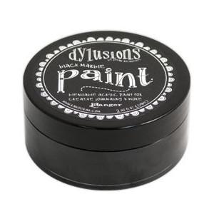Farba Ranger Dylusions Paint - Black Marble 59 ml