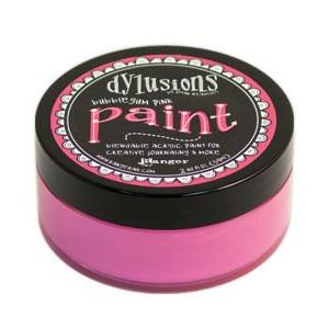 Farba Ranger Dylusions Paint - Bubblegum Pink 59 ml
