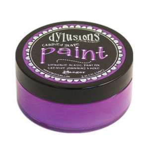 Farba Ranger Dylusions Paint - Crushed Grape 59 ml