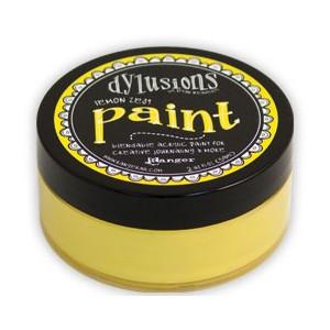 Farba Ranger Dylusions Paint - Lemon Zest 59 ml
