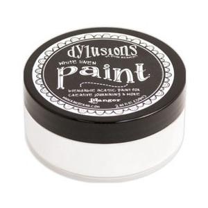 Farba Ranger Dylusions Paint - White Linen 59 ml