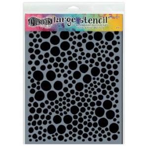 Szablon Ranger Dylusions - Holes - Large