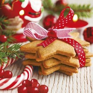 Serwetki ozdobne świąteczne 20 szt. SWEETS OF DECEMBER