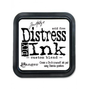 DISTRESS DO IT YOURSELF PAD - PODUSZKA CZYSTA DO STEMPLI