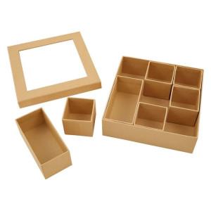 Pudełko tekturowe - SHADOWBOX Papermania