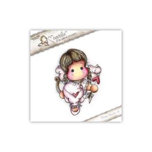 Stempel Magnolia - Cupid Angel Tilda