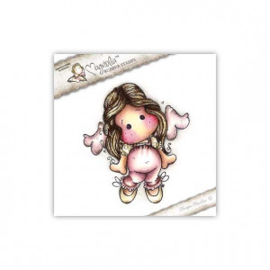 Stempel Magnolia - Sweetness Angel Tilda