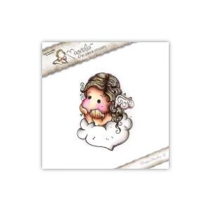 Stempel Magnolia - Cloudy Love Tilda