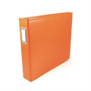 Album skórzany, klasyczny We R - Orange Soda