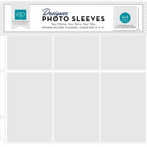 Koszulki obwoluty do albumu 30x30 cm Photo Sleeve - Echo Park