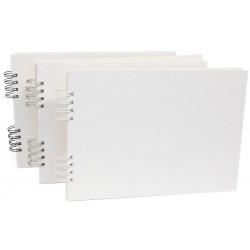 Plain Album A4 Card Board 12 sheets