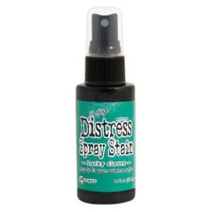 Mgiełka Distress Spray Stain - Lucky Clover