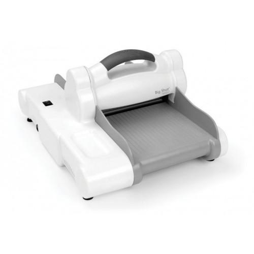 Sizzix Big Shot Express Machine Only (White & Gray)