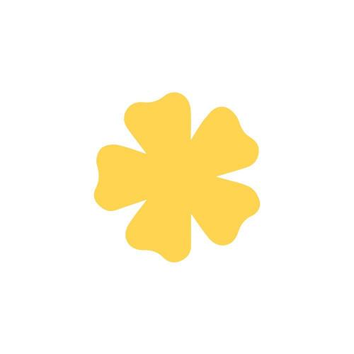 Dziurkacz ozdobny 2,5 cm Kwiatek