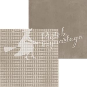 Papier Witaj na Świecie - 01, 30 x 30 cm