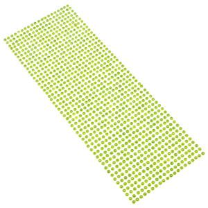 Perły samoprzylepne 4 mm, 1000 szt. jasny zielony