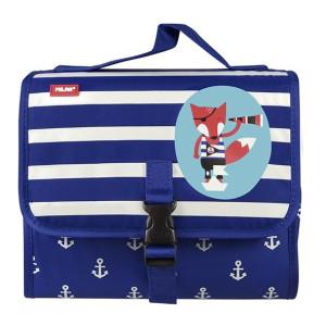 Multipiórnik z wyposażeniem MILAN Anchor Club niebieski